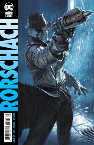Rorschach #6 (Gabriele Dell'Otto Cover)