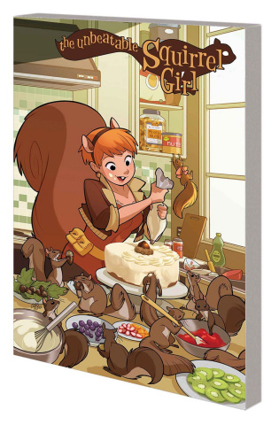 The Unbeatable Squirrel Girl and The Great Lakes Avengers