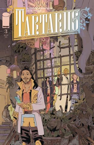 Tartarus #3 (Cole Cover)