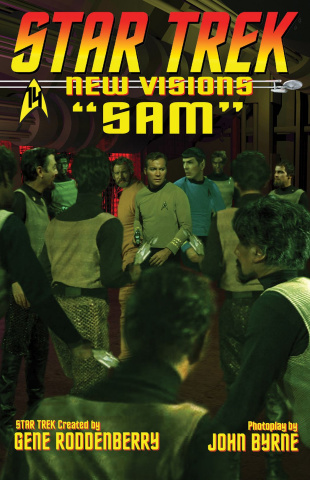 Star Trek: New Visions - Sam