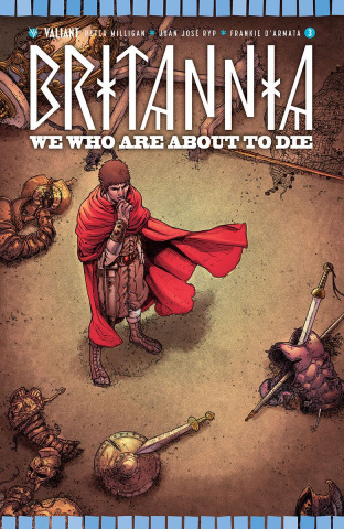Britannia: We Who Are About to Die #3 (Ryp Cover)