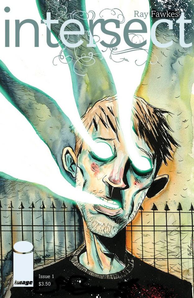 Intersect #1 (Lemire Cover)