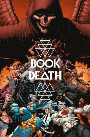 Book of Death #1 (Gill Cover)