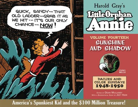 Little Orphan Annie Vol. 14