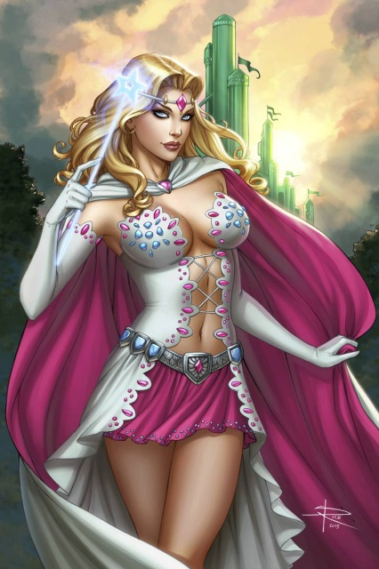 grimm fairy tales oz   reign of the witch queen 6 rich