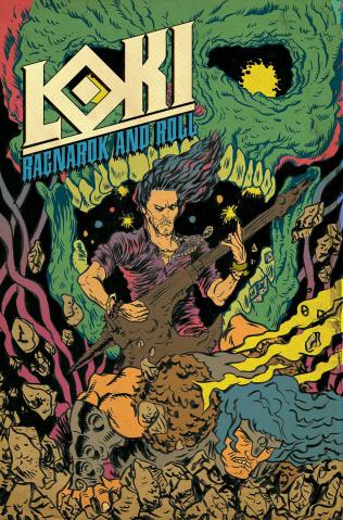 Loki: Ragnarok & Roll #4