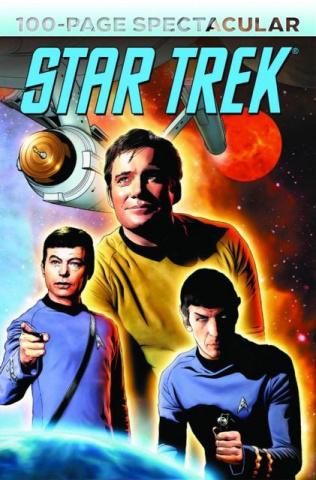 Star Trek: 100 Page Spectacular