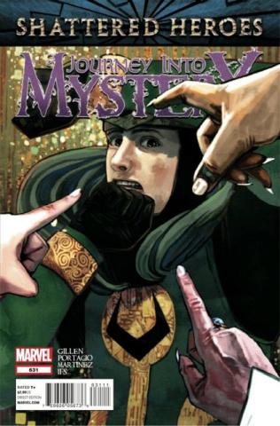 Journey Into Mystery #631