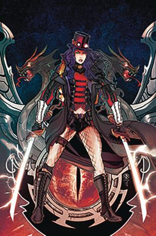 Van Helsing: The Sword of Heaven #1 (Colapietro Cover)