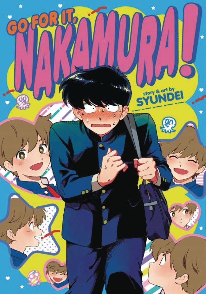 Go For It, Nakamura! Vol. 1