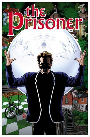 The Prisoner #1 (Allred Cover)