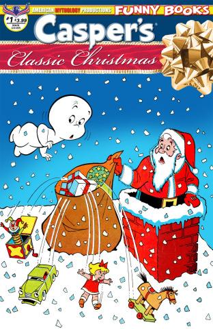 Casper's Classic Christmas #1