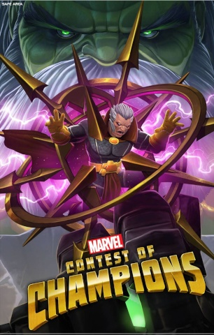 Contest of Champions #6 (Contest of Champions Game Cover)