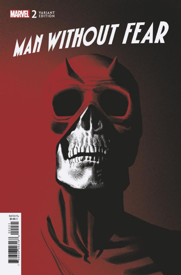 The Man Without Fear #2 (Smallwood Cover)