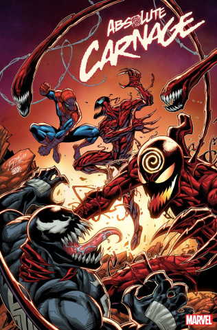 Absolute Carnage #2 (Lim Cover)
