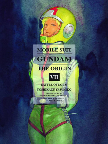 Mobile Suit Gundam: The Origin Vol. 7