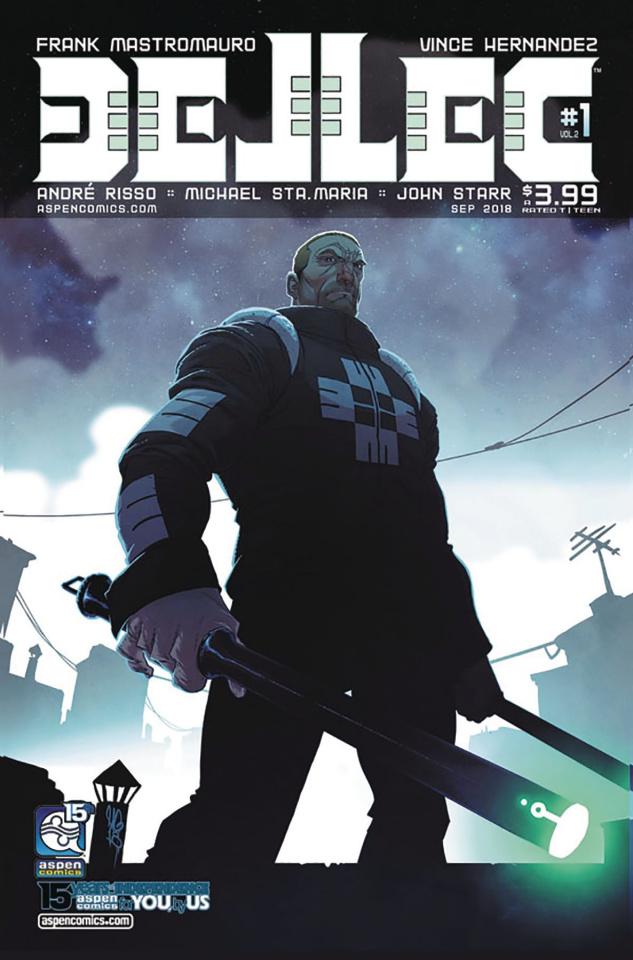 Dellec #1 (Gunnell Cover)