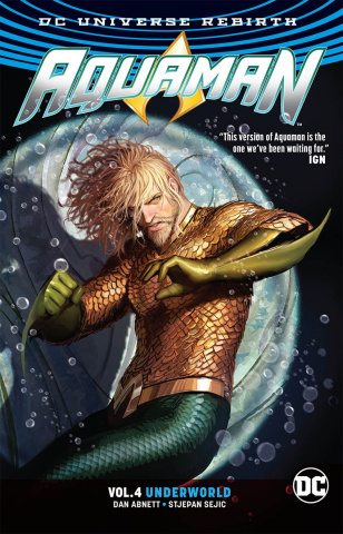 Aquaman Vol. 4: Underworld