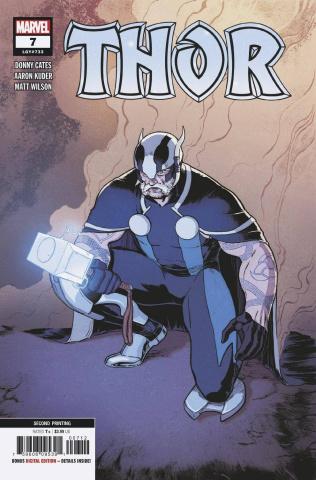 Thor #7 (Klein 2nd Printing)