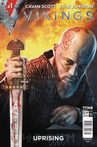 Vikings: Uprising #1 (Hammermeister Cover)