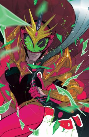 Power Rangers: Drakkon - New Dawn #3 (10 Copy Ward Cover)