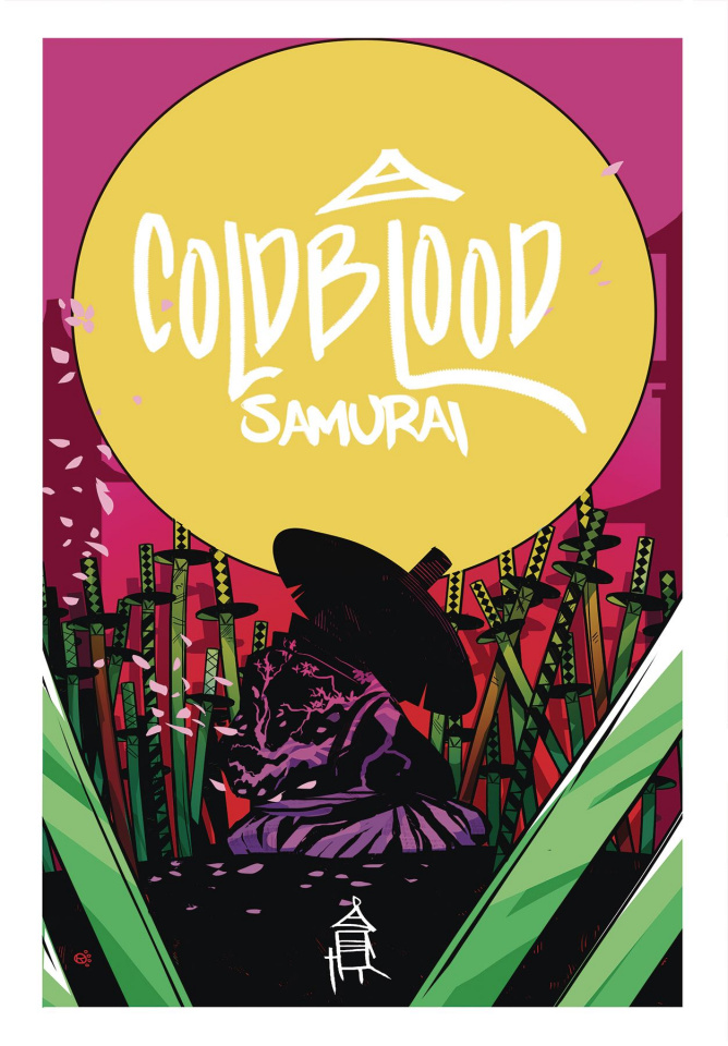A Cold Blood Samurai Vol. 1