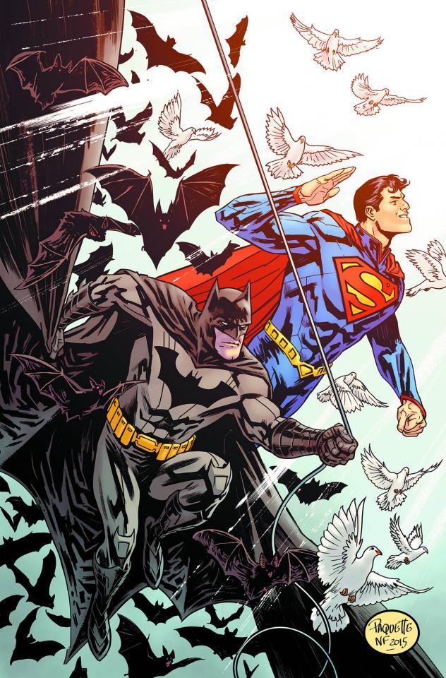 Batman / Superman #28
