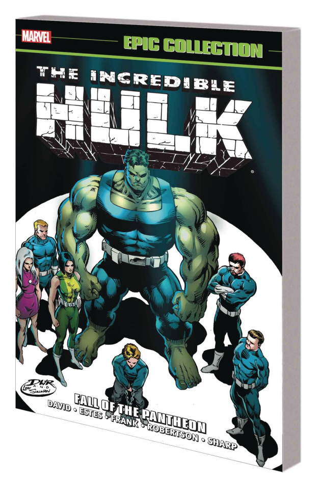 The Incredible Hulk: Fall of the Pantheon