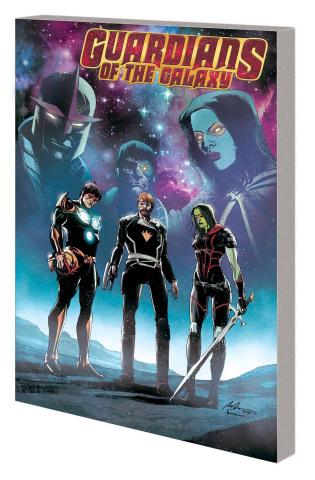 Guardians of the Galaxy by Al Ewing Vol. 2