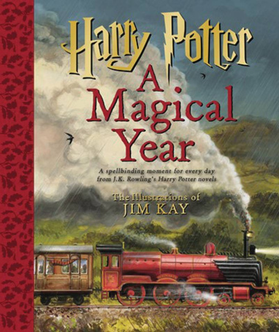 Harry Potter: A Magical Year - The Illustrations of Jim Kay