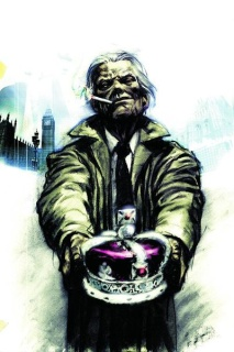 Vertigo Resurrected: Hellblazer - Bad Blood #1