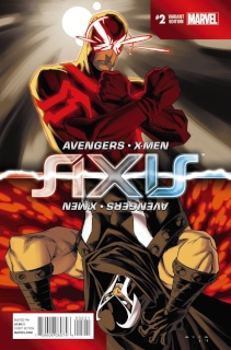 Avengers and X-Men: AXIS #2 (Inversion Cover)