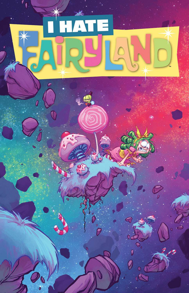 I Hate Fairyland #10 (Young Cover)