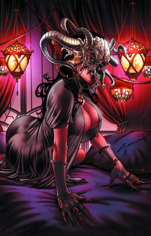 Grimm Fairy Tales: Quest #3 (Laiso Cover)