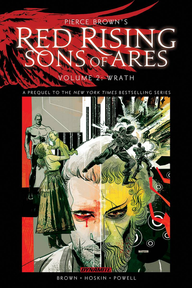 Red Rising: Son of Ares Vol. 2 (Signed Edition)
