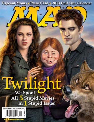 MAD Magazine #518