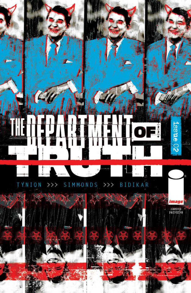 The Department of Truth #2 (2nd Printing)