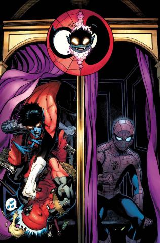 Spider-Man / Deadpool #13