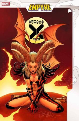 Empyre: X-Men #4 (Larroca Cover)