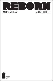 Reborn #1 (Blank Cover)