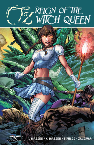 Grimm Fairy Tales: Oz - Reign of the Witch Queen