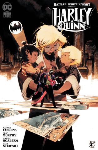 Batman: White Knight Presents Harley Quinn #1 (Matteo Scalera Cover)