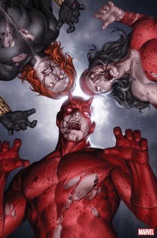 Marvel Zombies: Resurrection #1 (Junggeun Yoon Virgin Cover)