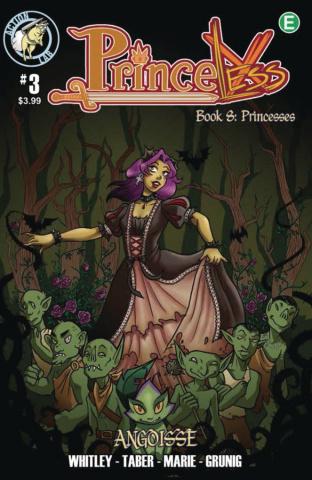Princeless: Princesses #3
