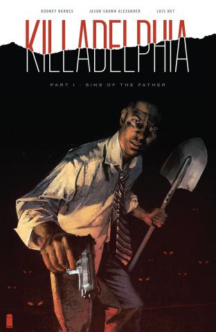 Killadelphia #1 (Alexander Cover)