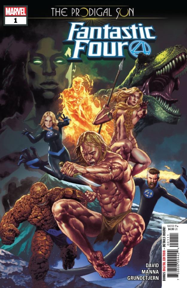 Fantastic Four: Prodigal Sun #1