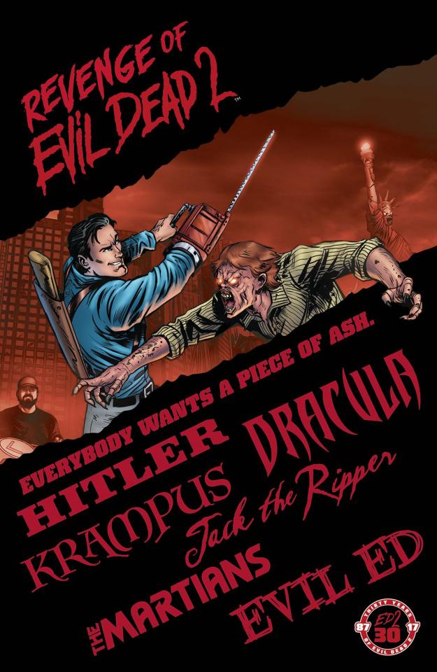 Revenge of the Evil Dead 2