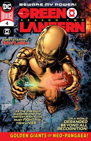 Green Lantern, Season 2 #4