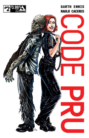 Code Pru #2 (Movie Poster Cover)