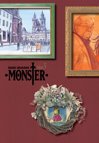 Monster Vol. 5 (Perfect Edition Urasawa)